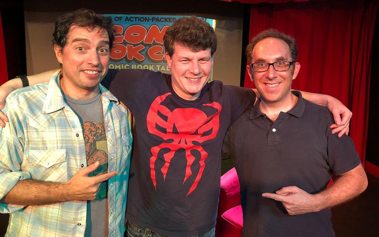 Comic Book Club Todd Matthy