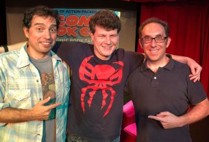Comic Book Club Todd Matthy