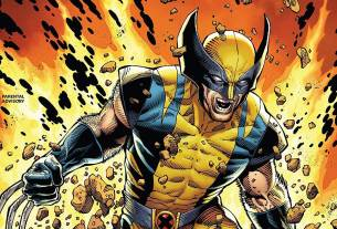 Return of Wolverine