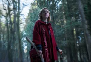 Chilling Adventures of Sabrina - Chapter One: October Country