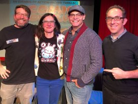 Comic Book Club - Crystal Skillman and Bobby Cronin