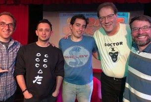 comic book club howard shapiro steve orlando