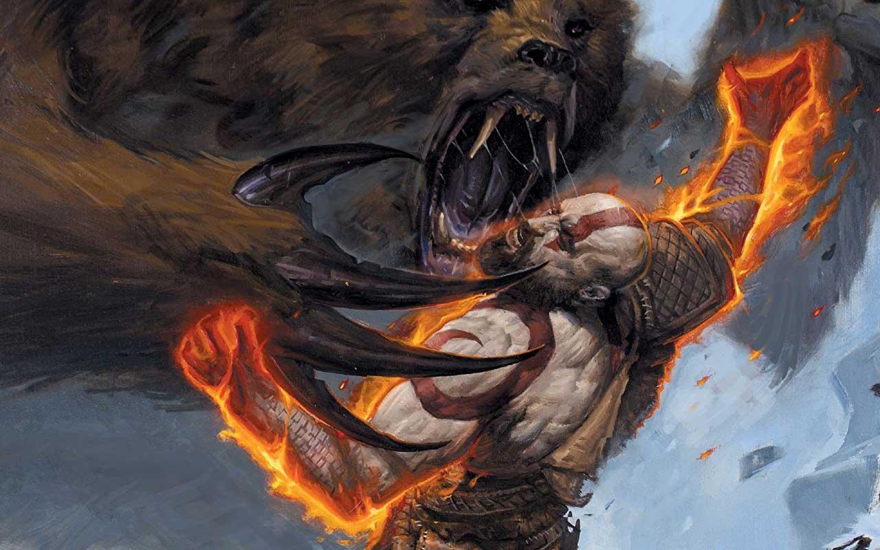 God of War #1
