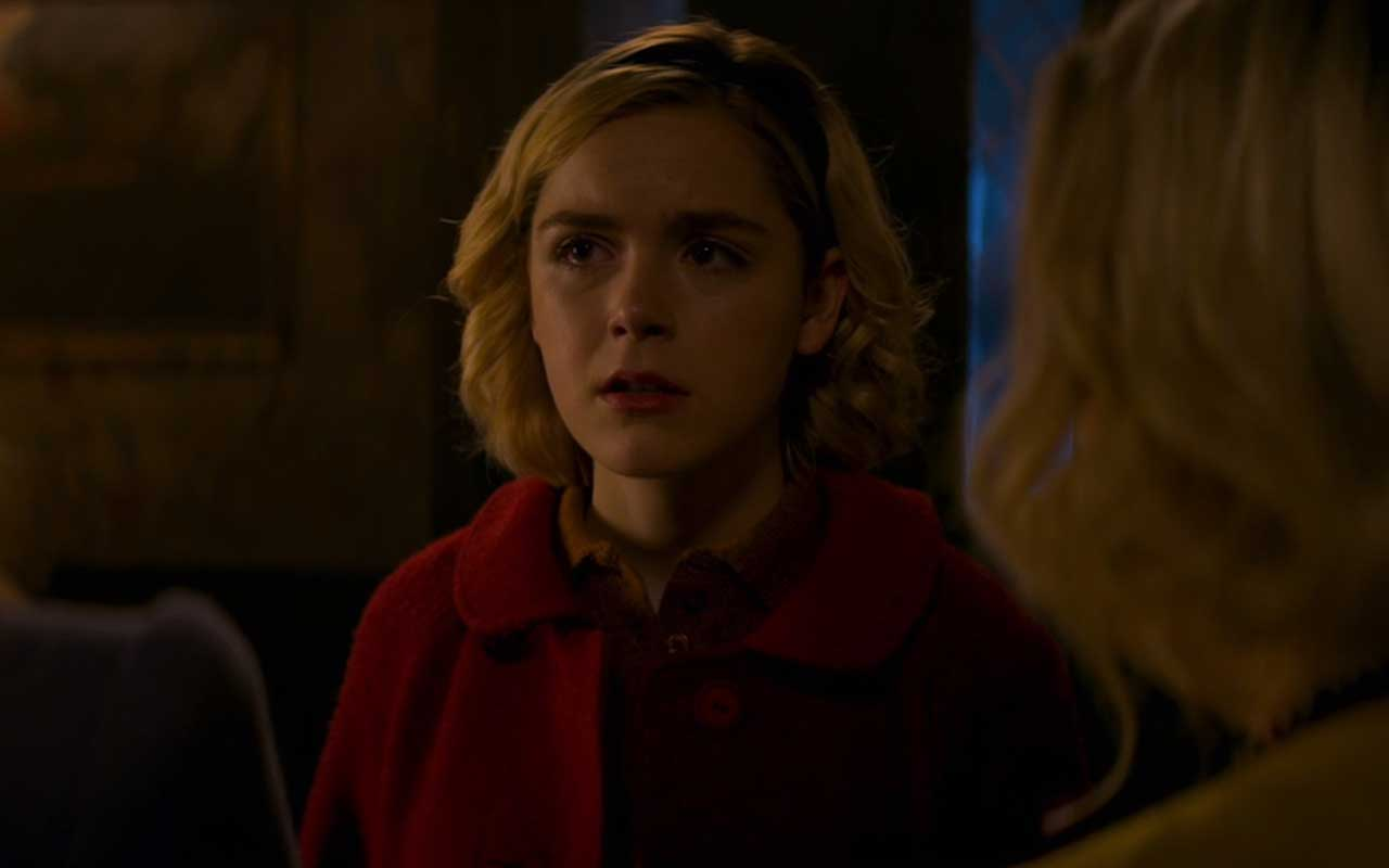 Chilling Adventures of Sabrina - The Returned Man