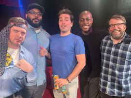 comic book club pete debate