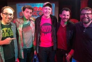 comic book club dany roth and john jennison