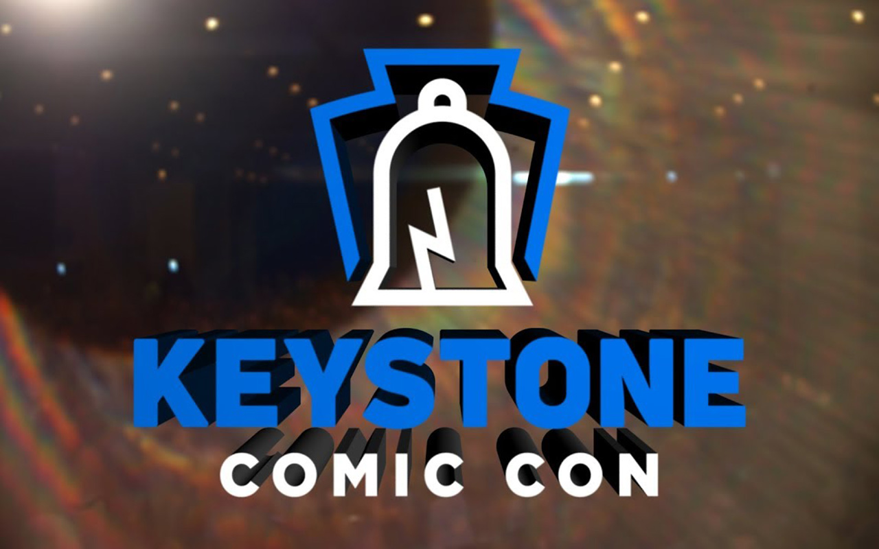 Keystone Comic Con Logo