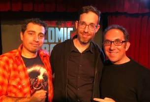 Comic Book Club - Koren Shadmi