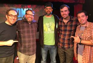 Comic Book Club - Mathan Erhardt and Pat Cassels
