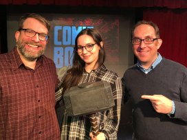 Comic Book Club - Rachel Pinnelas