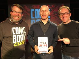Comic Book Club - Cristian Aluas