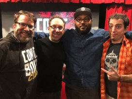 Comic Book Club - Jason Torres