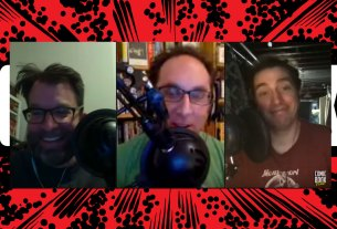 Comic Book Club - Live! From Our Homes In NYC