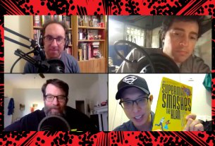 Comic Book Club - Gene Luen Yang and Joshua Yehl