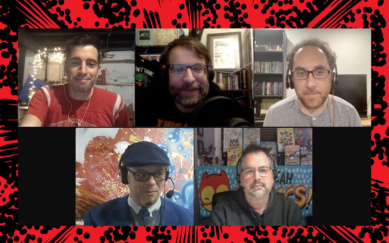 Comic Book Club - Art Baltazar and Franco