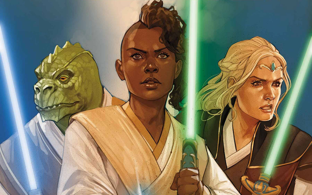 Star Wars - The High Republic #1