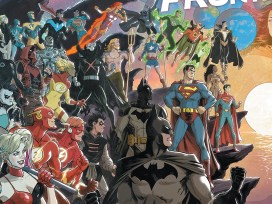 Dc Comics - Infinite Frontier 0