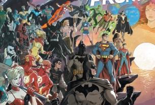 Dc Comics - Infinite Frontier 0