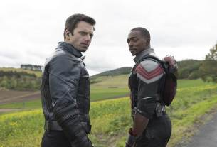 The Falcon and the Winter Soldier - Episode 2 - The Star Spangled Man