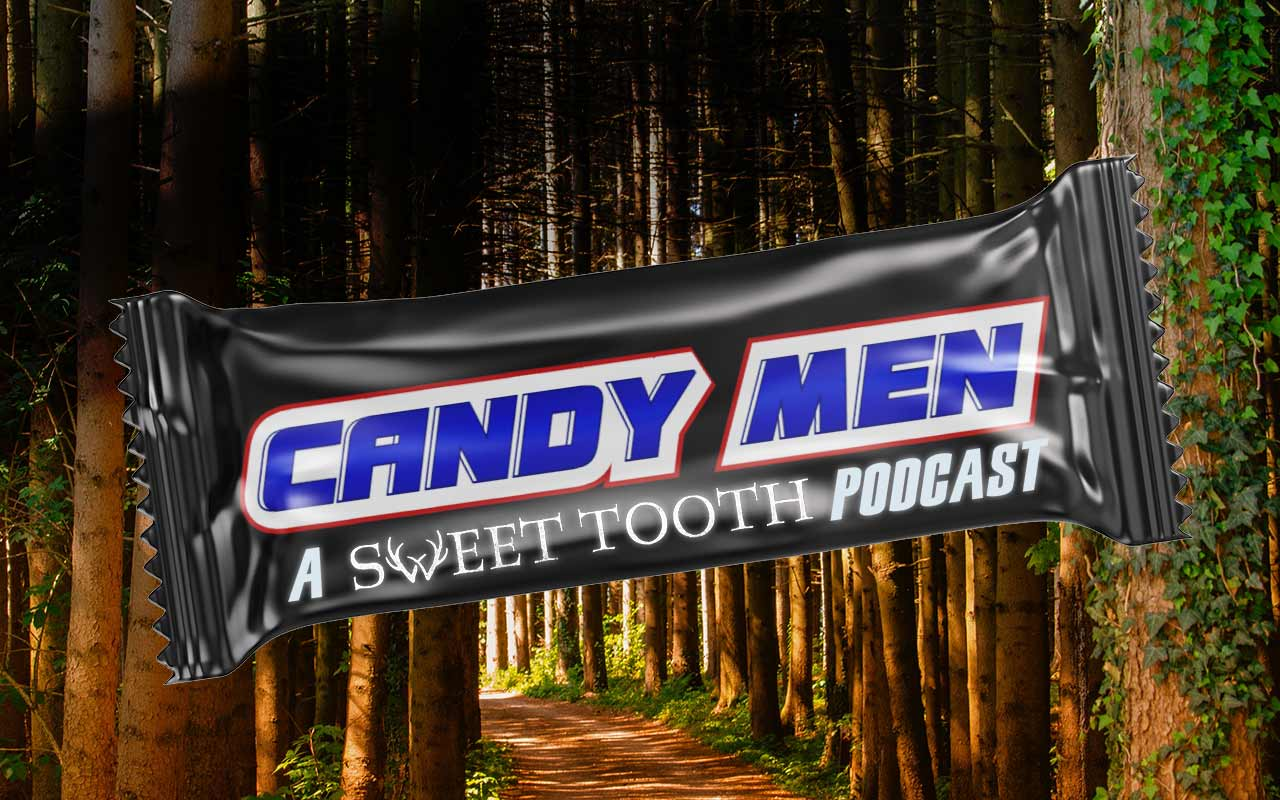 Candy Men A Sweet Tooth Podcast Logo