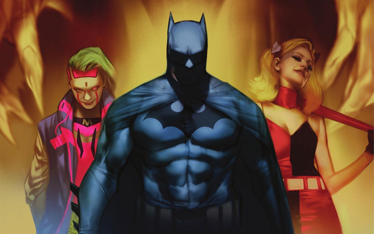 Batman Fear State Alpha #1