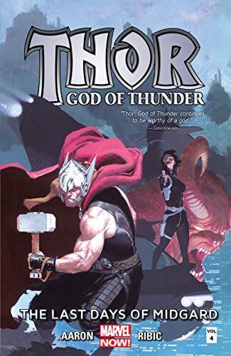 Thor Last Days of Midgard 1