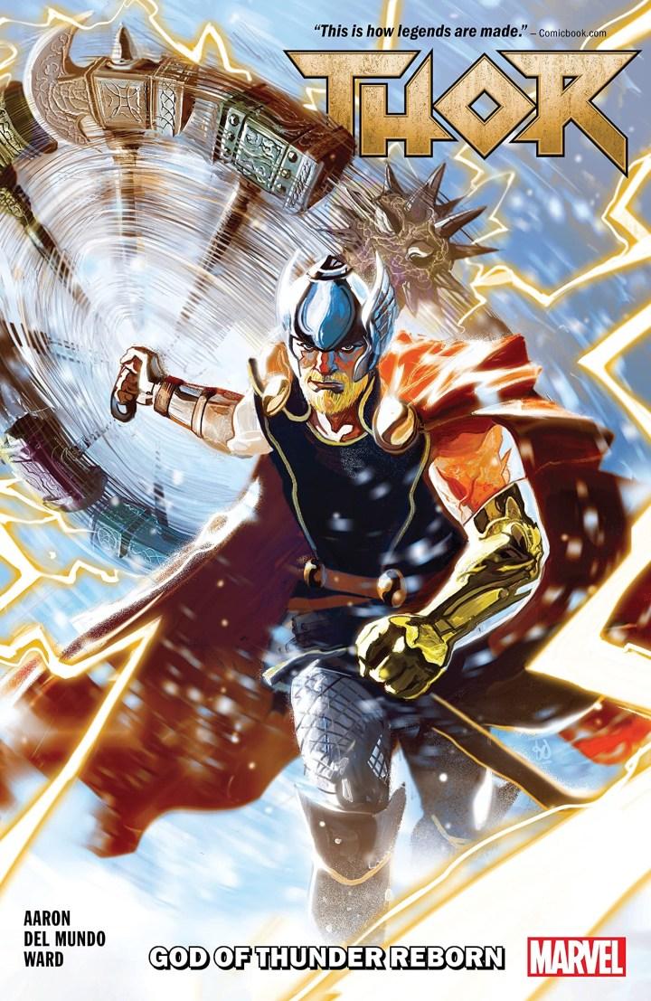 Thor God of Thunder Reborn 1