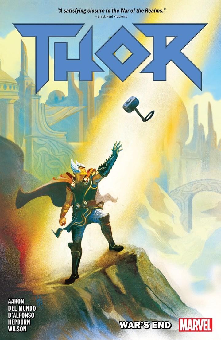 Thor Wars End 1
