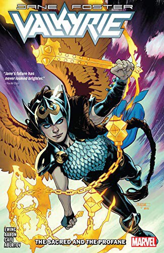 Valkyrie The Sacred and Profane 1