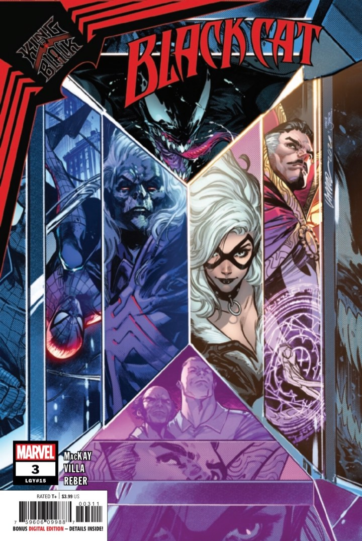 Black Cat #3 Cover 1