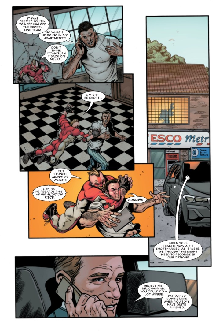 The Union #3 Page 5