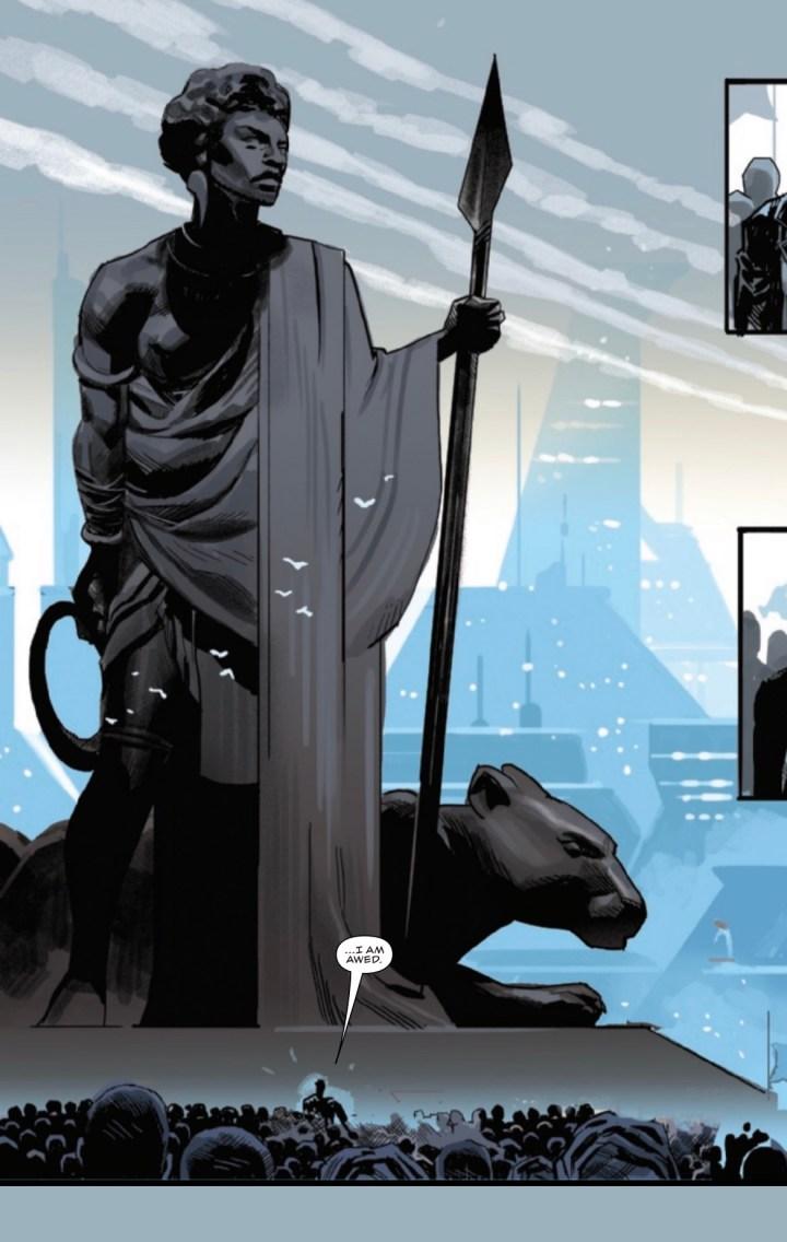 Black Panther page 3