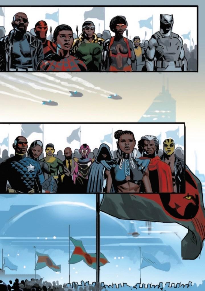 Black Panther page 4