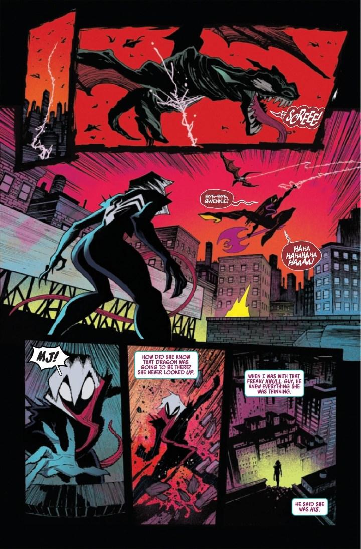 King in Black: Gwenom vs Carnage #3 Page 4