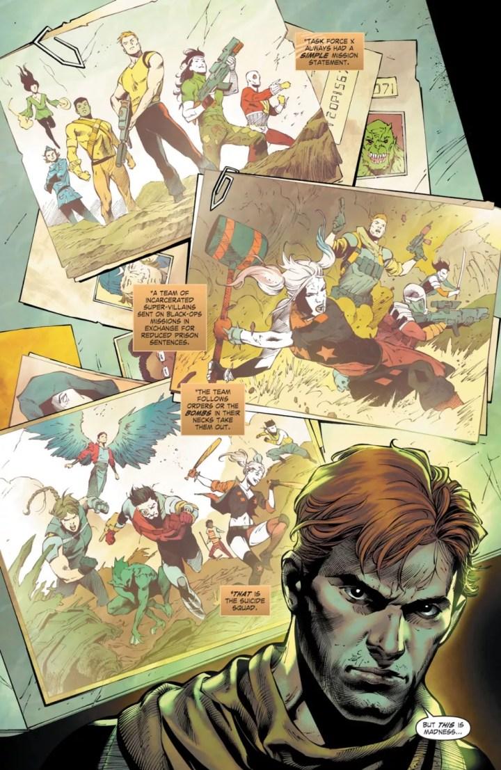 Suicide Squad #1 Page 1