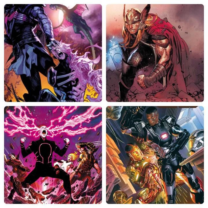 Marvel Comics March 2021 Solicit pic 4