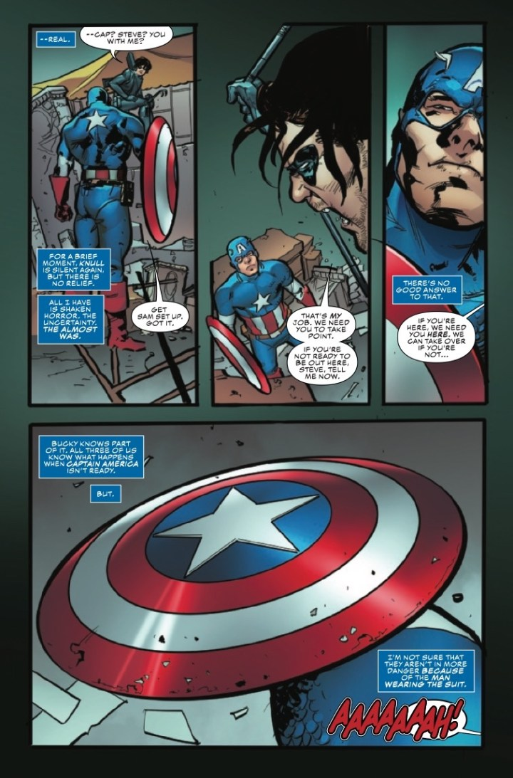 King in Black: Captain America #1 P3