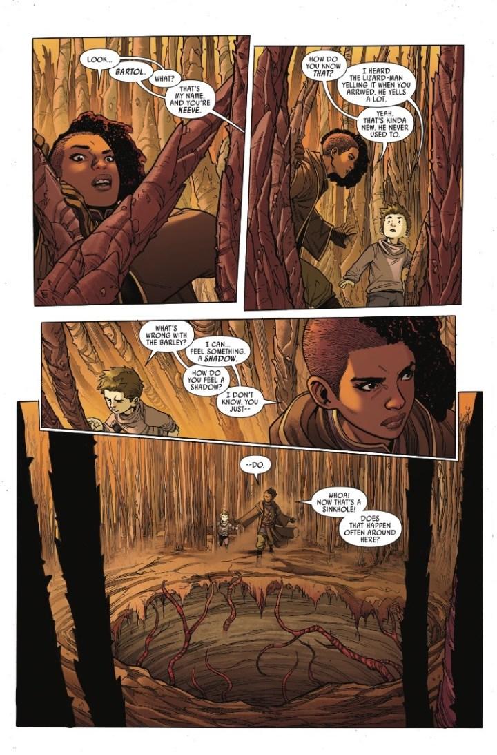 Star Wars: High Republic #3 pic 4