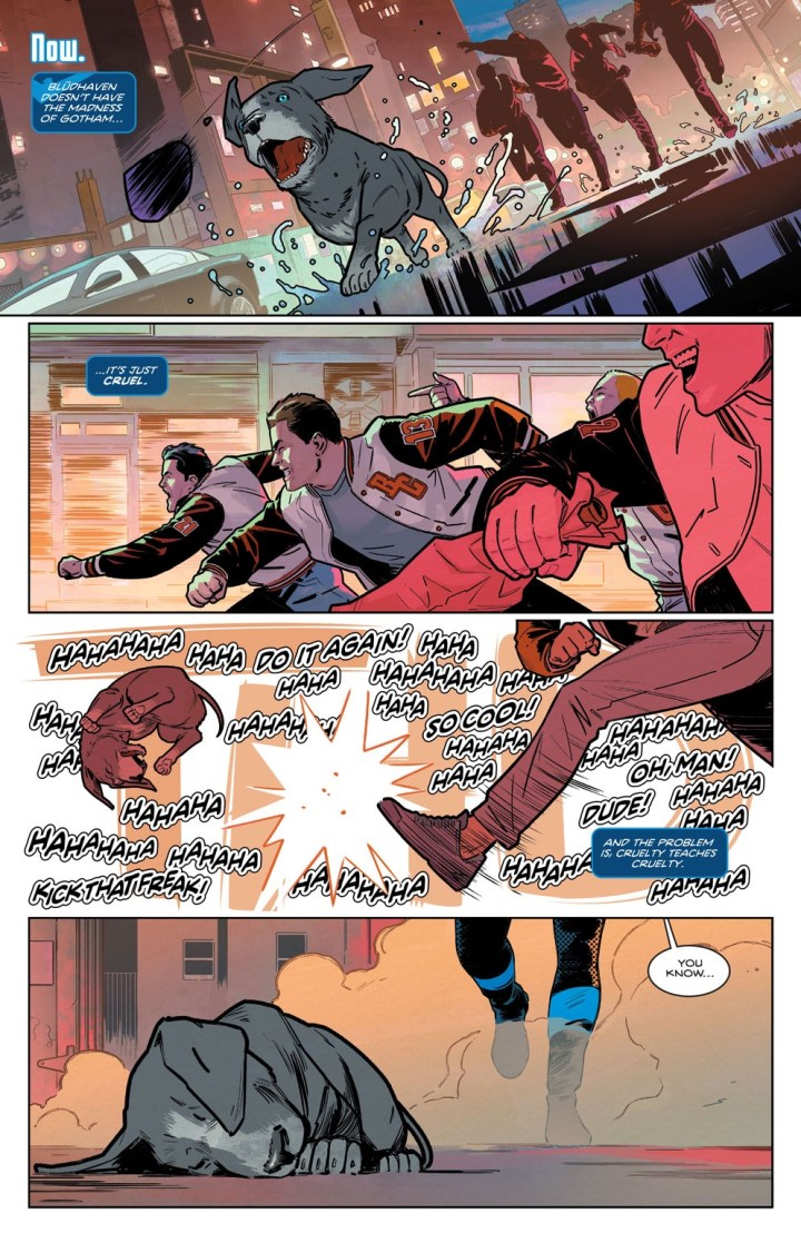 Nightwing #78 Preview p2