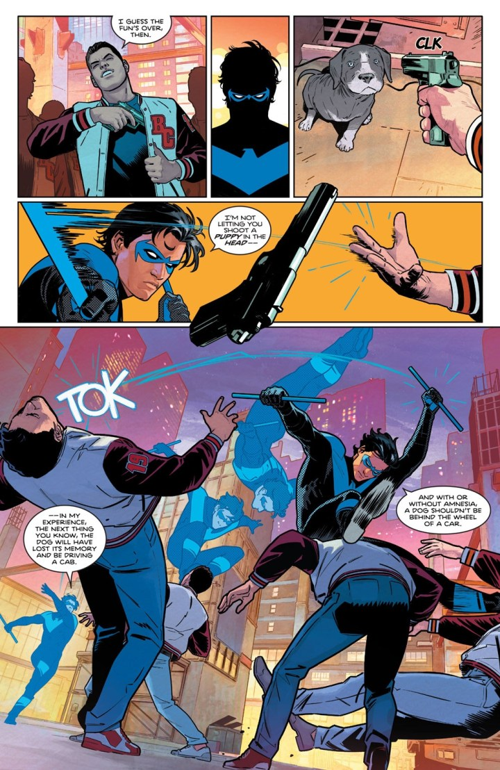 Nightwing #78 Preview p4