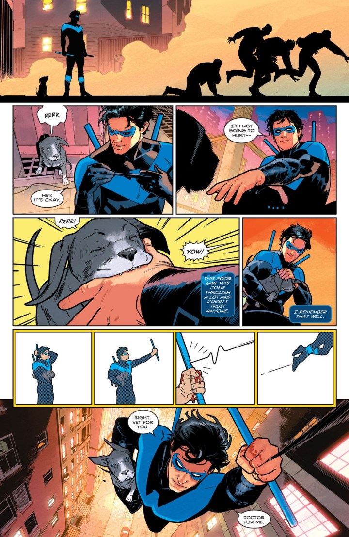 Nightwing #78 Preview p5