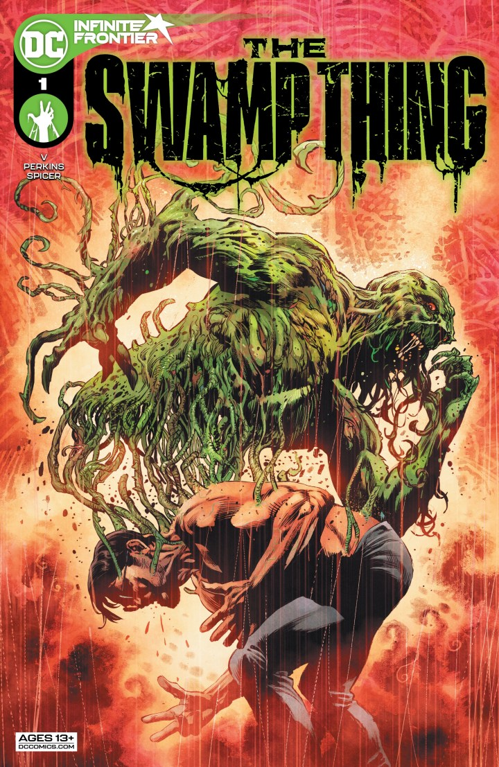 Swamp Thing #1 Preview Cover 1