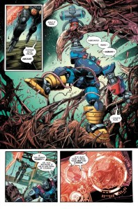 avengers mech strike #2 mech preview pic