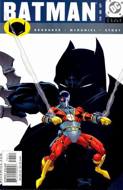 Detective Comics #592