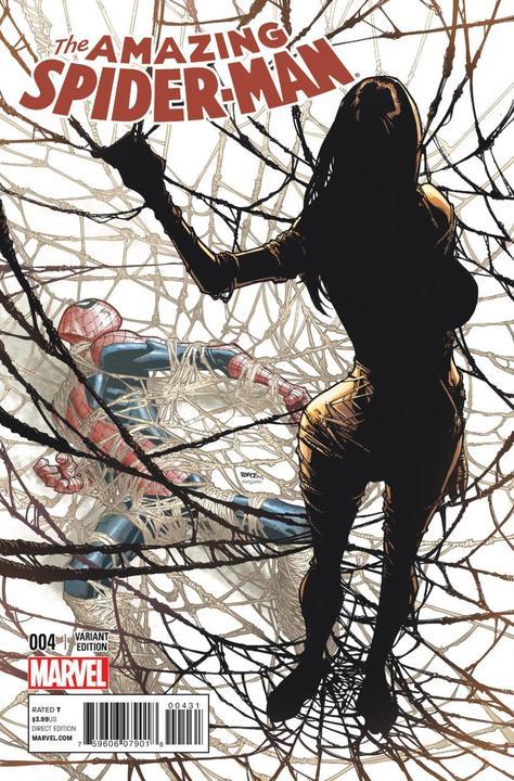 Amazing Spider-Man #4 Humberto Ramos Variant