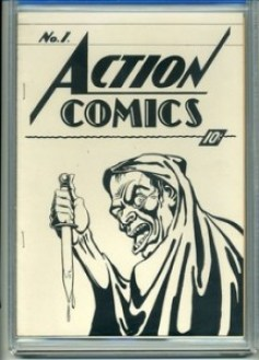 ACTION #1 Ashcan