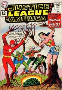Justice League America #9