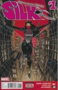 Silk 1 Dave Johnson standard cover