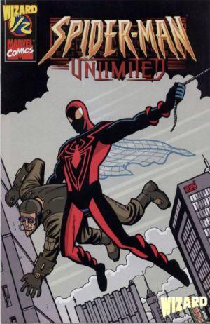 Spider-Man Unlimited #1/2