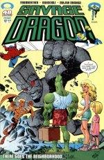 Savage Dragon #107